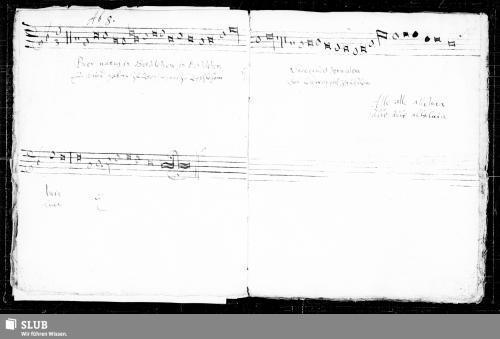Vorschaubild von 119 Motets - Mus.Gri.50