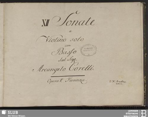 Vorschaubild von 15 Instrumental pieces - Becker III.11.32