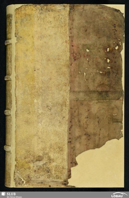 Vorschaubild von 202 Motets - Mus.Löb.8 + 70 - musikalische Stammbücher der Ratsbibliothek Löbau - restauriert