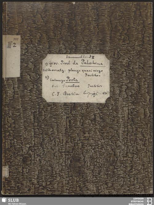 Vorschaubild von 2 Sacred songs - Becker III.2.141
