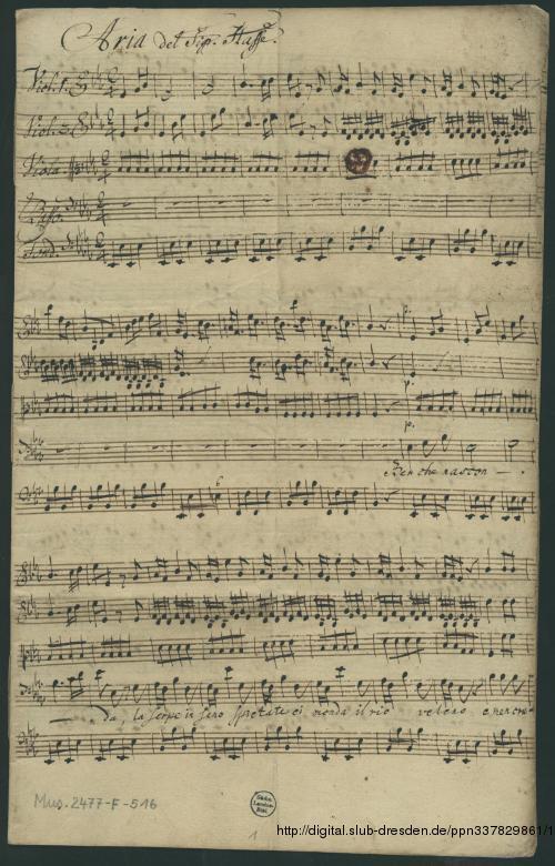 Vorschaubild von 2 Operas. Excerpts - Mus.2477-F-516 - Mus.2477-F-516a