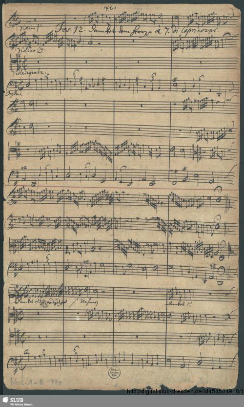 Vorschaubild von 5 Sacred concerts - Mus.1-E-770