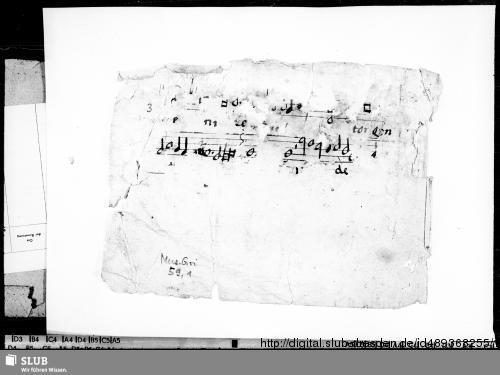 Vorschaubild von 64 Sacred songs - Mus.Gri.59