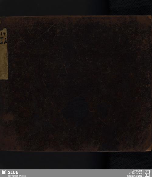 Vorschaubild von 66 Instrumental pieces - Becker II.6.14