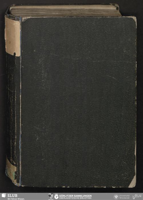 Vorschaubild von Actenstücke aus der Rathskanzlei zu Görlitz No I. 1508-1510 - Bibliothek der Oberlausitzischen Gesellschaft der Wissenschaften Görlitz, L I 297c - UB Wrocław, Akc. 1948/520