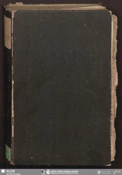 Vorschaubild von Actenstücke aus der Rathskanzlei zu Görlitz No IV 7 Dec 1605 - 17 Nov 1617 - Bibliothek der Oberlausitzischen Gesellschaft der Wissenschaften Görlitz, L I 297g - UB Wrocław, Akc. 1948/523