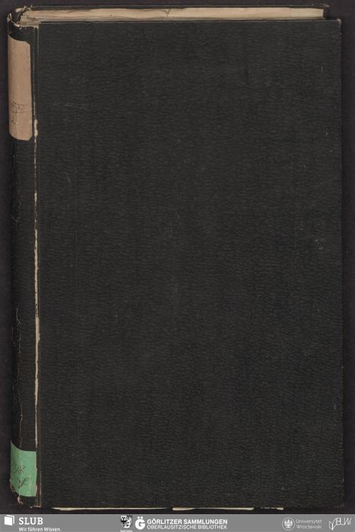 Vorschaubild von Actenstücke aus der Rathskanzlei zu Görlitz No II 1592 - Bibliothek der Oberlausitzischen Gesellschaft der Wissenschaften Görlitz, L I 298f - UB Wrocław, Akc. 1948/528