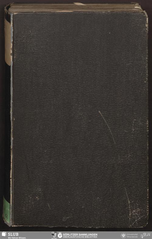 Vorschaubild von Actenstücke aus der Rathskanzlei zu Görlitz No III 1593-1596 - Bibliothek der Oberlausitzischen Gesellschaft der Wissenschaften Görlitz, L I 297a - UB Wrocław, Akc. 1948/531