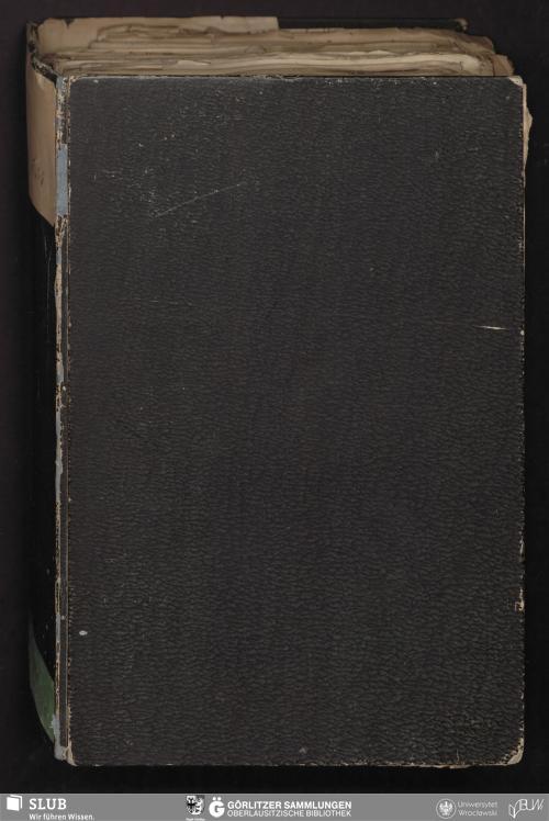 Vorschaubild von Actenstücke aus der Rathskanzlei zu Görlitz No VI - Bibliothek der Oberlausitzischen Gesellschaft der Wissenschaften Görlitz, L I 298c - UB Wrocław, Akc. 1948/507