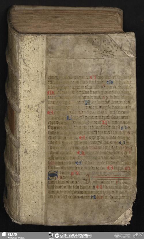 Vorschaubild von Actus Declamatorii S. Salutator - Milichsche Stadt- und Gymnasialbibliothek Görlitz, Mil. Bibl. C. Ch. fol. 131 - UB Wrocław, Mil. II/131.5