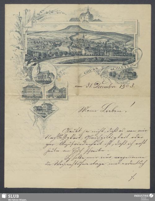 Vorschaubild von Albert Lehm, Schlettau