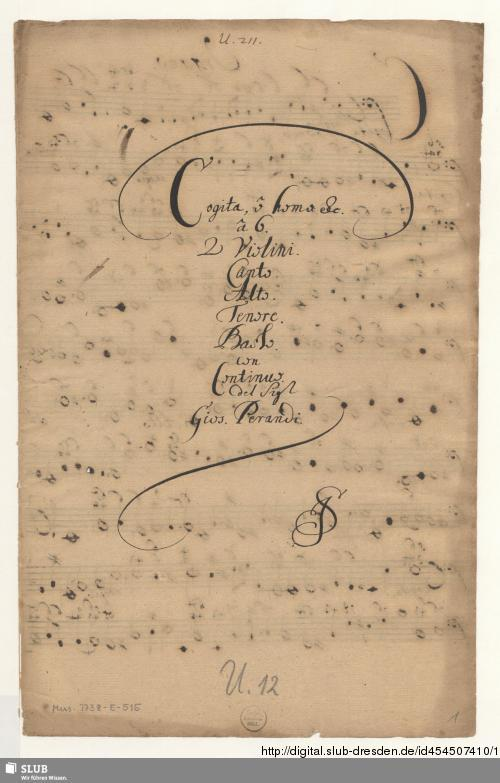 Vorschaubild von Cogita o homo - Mus.1738-E-515