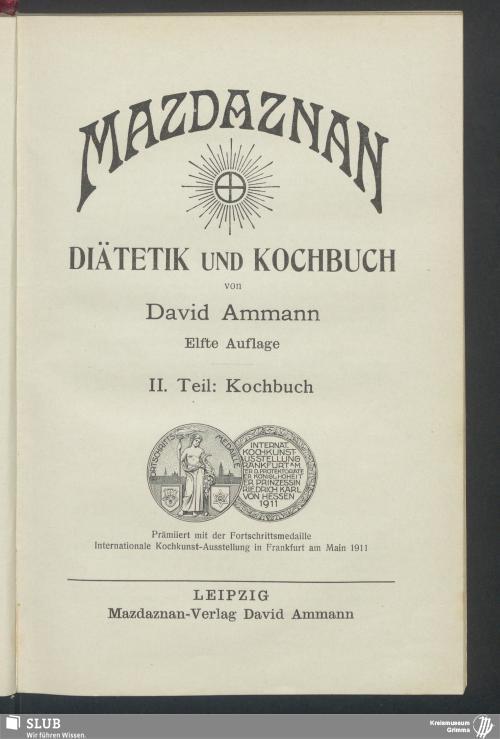 Vorschaubild von Kochbuch