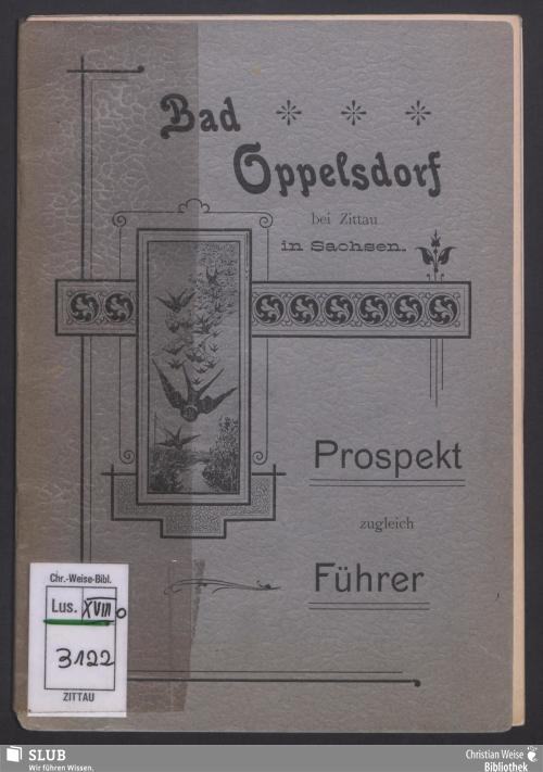 Vorschaubild von Bad Oppelsdorf bei Zittau in Sachsen