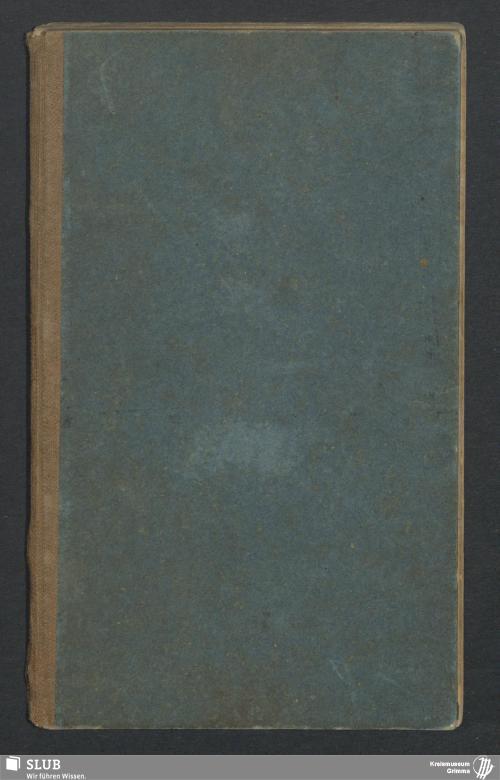 Vorschaubild von Arbeitsbuch für den Fleischer Friedrich Ernst Böhmig aus Grimma - 1926
