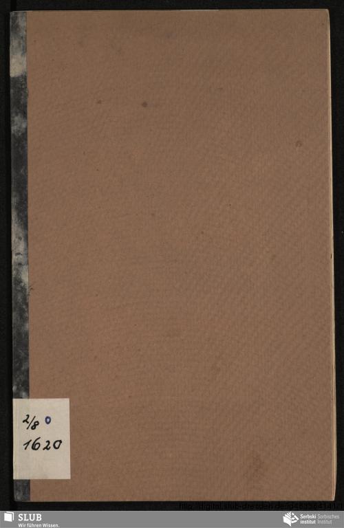 Vorschaubild von 49. ljetna rosprawa Bibliskeho Towaŕstwa w Mückenberku na ljeto 1884