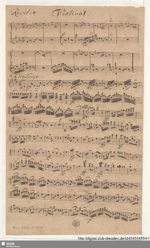 Vorschaubild von Cantatas - Mus.3356-D-504