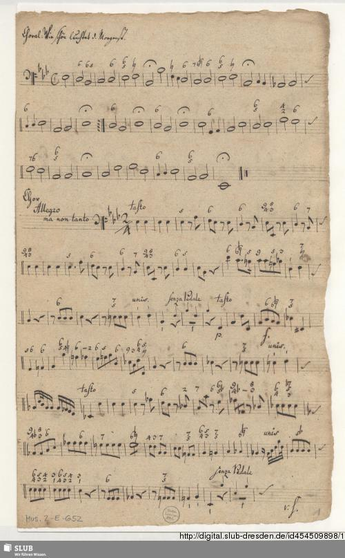 Vorschaubild von Cantatas - Mus.2-E-652