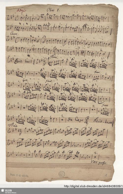 Vorschaubild von Cantatas - Mus.2-E-657