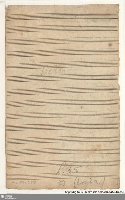 Vorschaubild von Concertos - Mus.2474-O-505