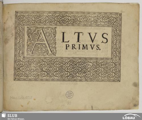 Vorschaubild von Wolfgangi Figuli Numburgani Cantionum sacrarum