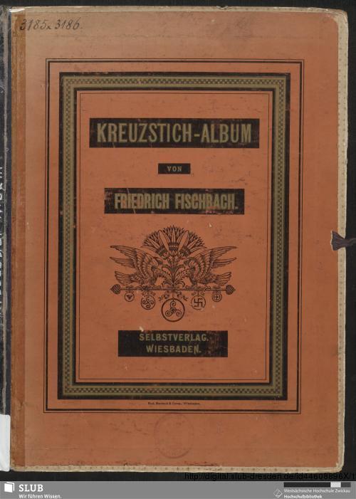Vorschaubild von Kreuzstich-Album