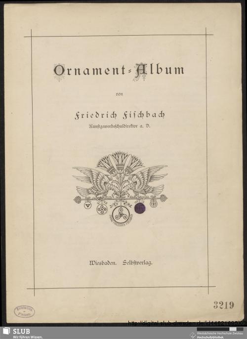 Vorschaubild von Ornament-Album