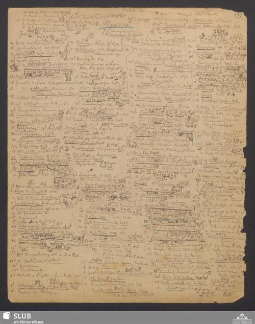 Vorschaubild von Geisinger Register - A3.36