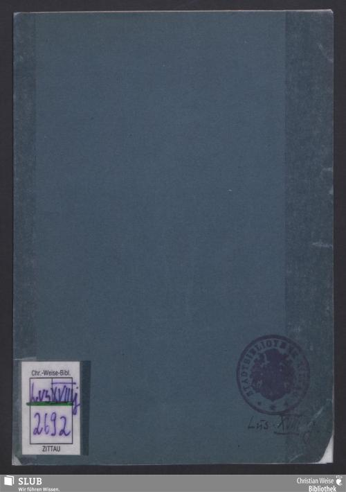 Vorschaubild von Mühlsteinfabrik-Ordnung