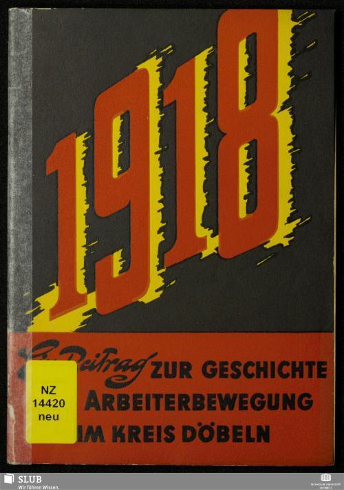 Vorschaubild von 1918
