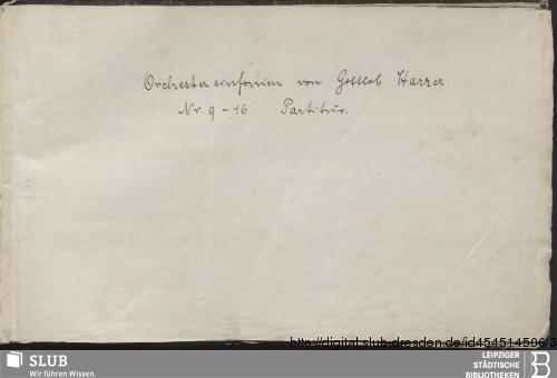 Vorschaubild von 8 Symphonies - Becker III.11.42