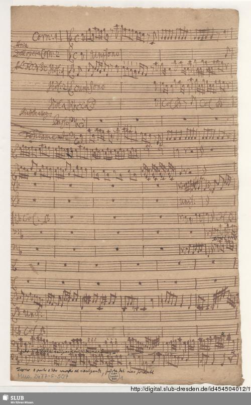 Vorschaubild von Alfonso. Excerpts - Mus.2477-F-507