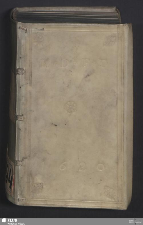 Vorschaubild von Georgi[i] Hausmani Mitweda-Misnici, Poëtae Laur. Caesarei, Scholae Fribergensis pro tempore Collegae, Dapes Apollineae