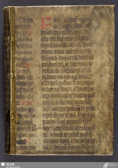 Vorschaubild von Psalmus Nuptialis CXXVIII