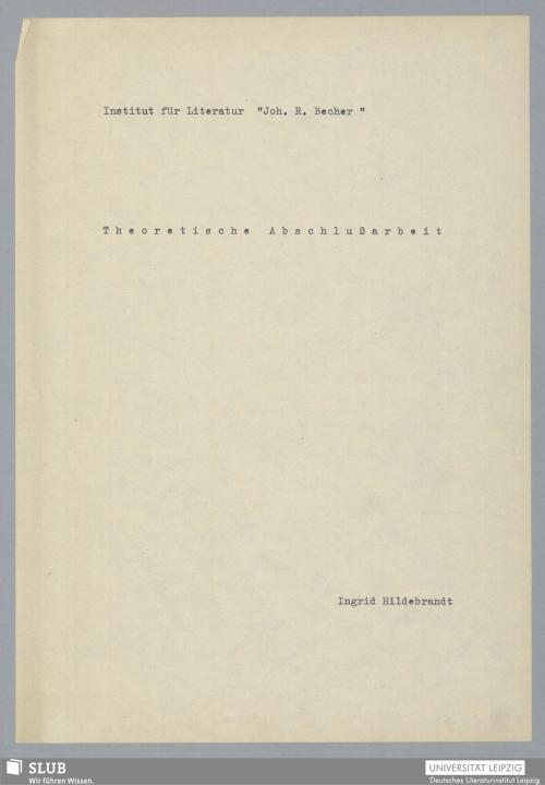 """Vorschaubild von """"Auf der Suche nach mir selbst"""" - Gedanken zu dem Erzählungsband """"Meine ungehörigen Träume"""" von Helga Königsdorf"""