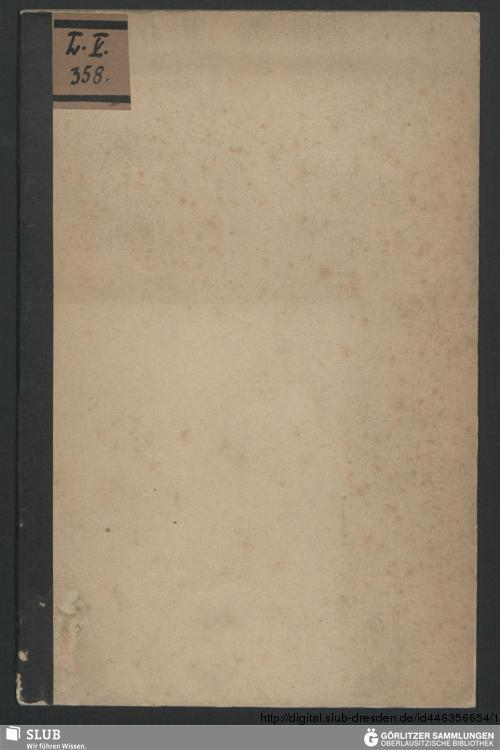 Vorschaubild von Rede zum Andenken des am 3. November 1859 entschlafenen Dr. theol. et phil. Christian Adolph Pescheck, Archidiakonus in Zittau