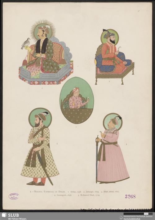 Vorschaubild von Indian art and industrie