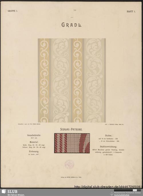 Vorschaubild von Blätter für textile Kunst
