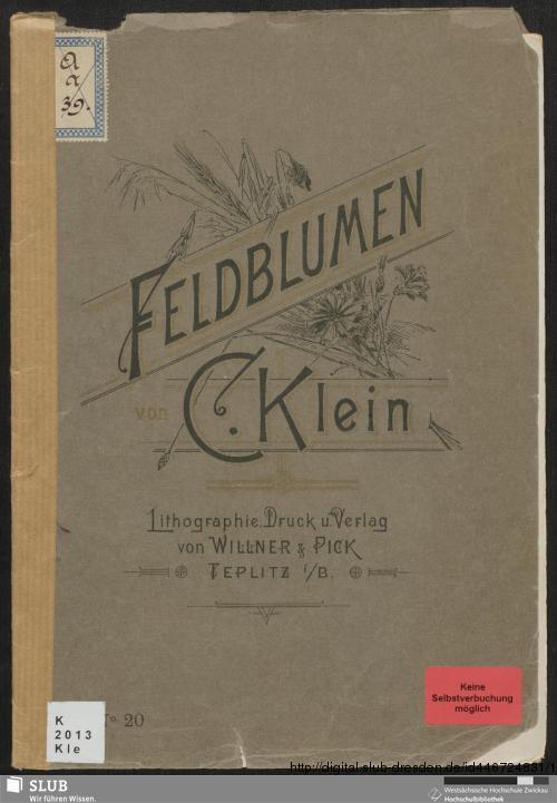 Vorschaubild von Feldblumen