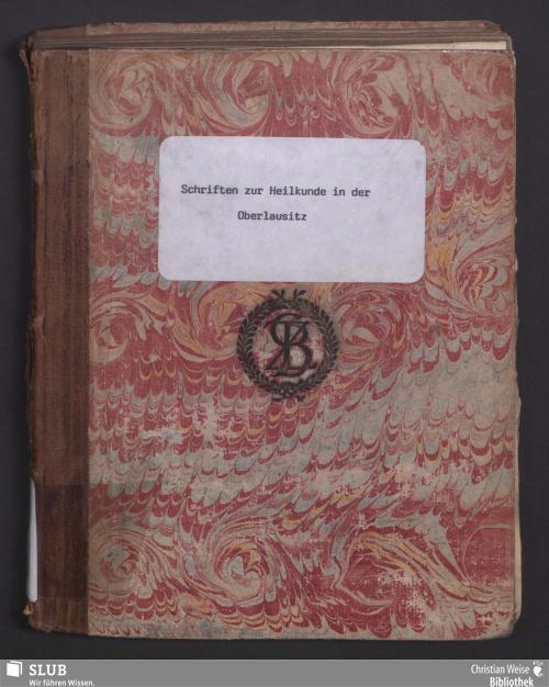 Vorschaubild von Kurtzer und außführlicher Bericht von der Rohten Ruhr Natur, Curation und Praeservation