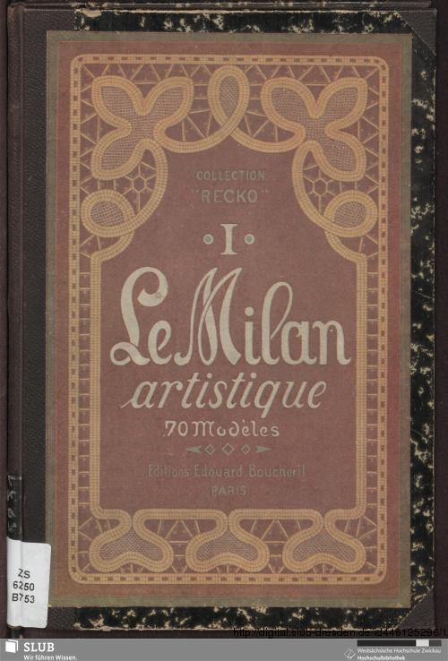 Vorschaubild von Le Milan artistique