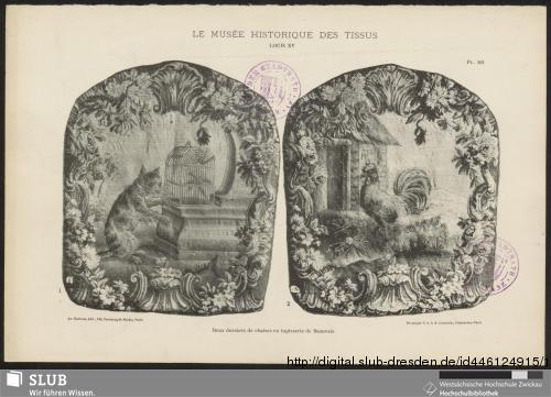 Vorschaubild von Le Musée Historique des Tissus