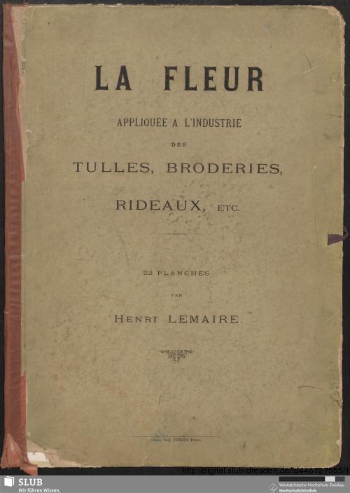 Vorschaubild von Le fleur