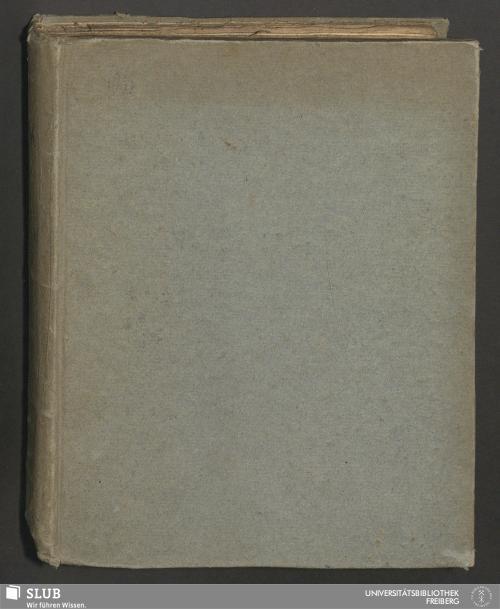 Vorschaubild von Anmerkungen zu Erkäntnis der äußerlichen Ken̄zeichen der Foßilien und Mineralogie - XVII 66 8.