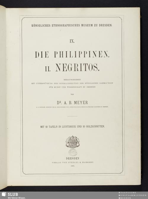 Vorschaubild von Negritos