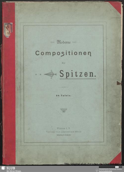 Vorschaubild von Moderne Compositionen für Spitzen