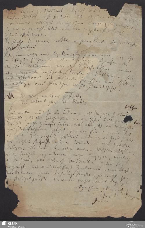 Vorschaubild von [Mattheson-Blatt, Der vollkommene Capellmeister] - 4871,IX,9,a-A3