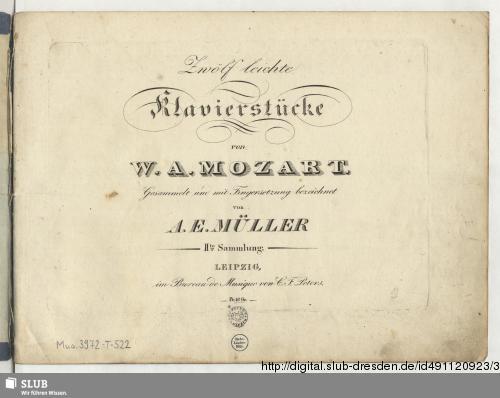 Vorschaubild von IIte Sammlung