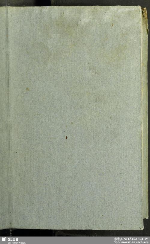 Vorschaubild von Erster Theil der Gemein-Nachrichten 1806 - GN.A.351