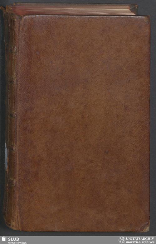 Vorschaubild von Der Gemein-Nachrichten Andrer Theil, die Gemein- und Chor-Reden enthaltend - GN.A.111